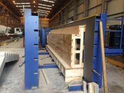 Precast Steel Verticle Mould